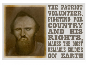 and now a word from General Stonewall Jackson...