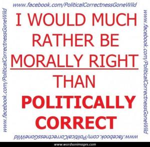 Political correctness quotes