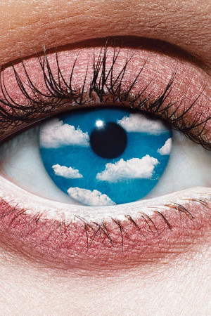 ... Magritte, Jeff Koons, Fashion Photography, Rene Magritte, Koons Muse
