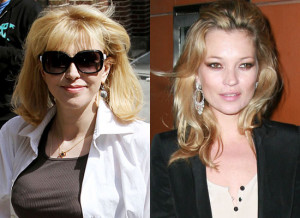 Courtney Love Claims Affair With Kate Moss: Believable or Bonkers?