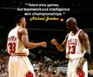 Michael Jordan Picture Quote 3