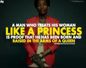 Wiz Khalifa Love Quotes