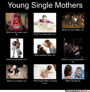 Single Mom Quotes For Facebook