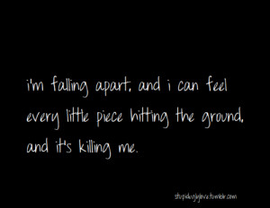 Quotes about Relationships Falling Apart http://www.pic2fly.com/Quotes ...