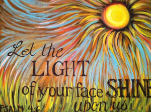 Little Sunshine in my Life | Jenny Hall Art