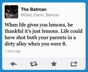 Pictures Batman Funny Quotes Facts