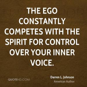 Darren L. Johnson Quotes