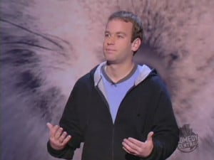 ... an all-new half-hour of stand-up from comedian Mike Birbiglia