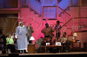 Tyler Perry's - MADEA GOES TO JAIL - The Stage Play
