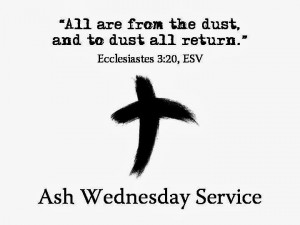 Ash Wednesday 2014 SMS Messages Wishes Greetings Quotes WhatsApp ...