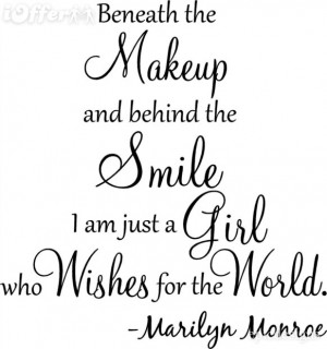 ... 826/beneath-the-makeup-marilyn-monroe-wall-art-sayings-home-97aec.jpg