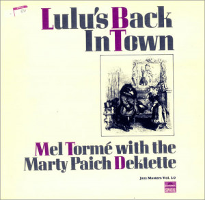 Mel Torme Records And Cds