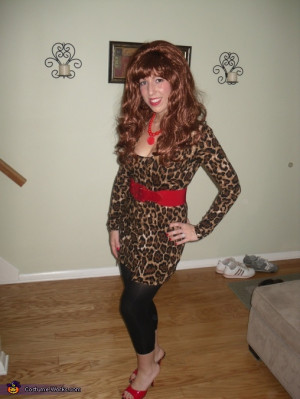 peg bundy homemade peg bundy re i wonder if al bundy doom forever ...