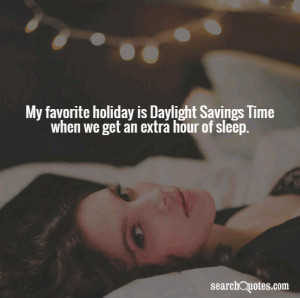 Funny Fall Daylight Savings Time Quotes