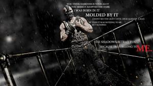 ... the dark knight rises lies Color Dark HD High Resolution Wallpaper