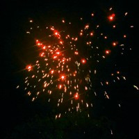 poem about fireworks show for children