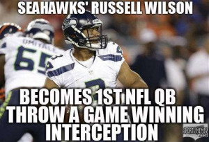 Seahawks vs Packers Replacement - Double double →