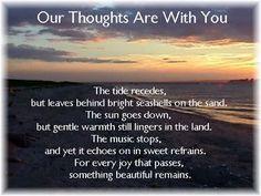... Sayings | Condolences Quotes|Condolences Quote. : Inspirational Quotes