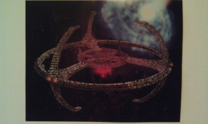 Deep Space 9 Quotes Poster