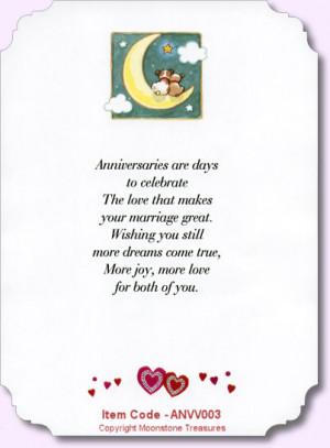 ... for more details anniversary verse anvv001 anniversary verse anvv002