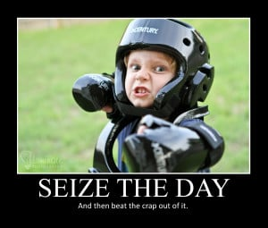 Seize The Day Quotes Clinic