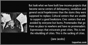 centers that are unable to support a good bookstore. Civic centers ...