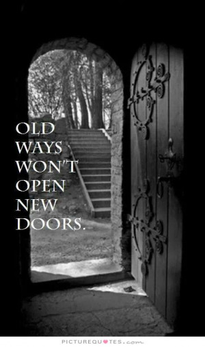 Open Minded Quotes Door Quotes Open Mind Quotes