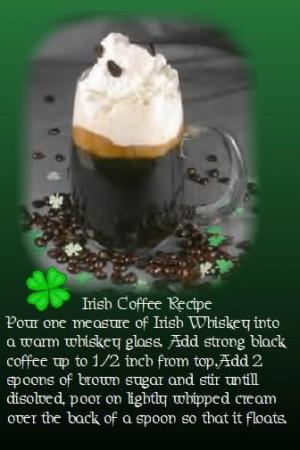 ... . Use Tullamore Dew - best Irish whiskey for making Irish coffee