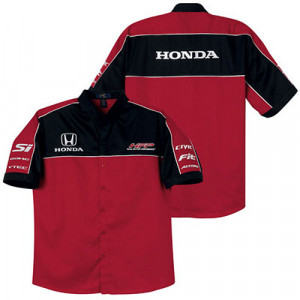 Honda Racing Pit Crew Shirt