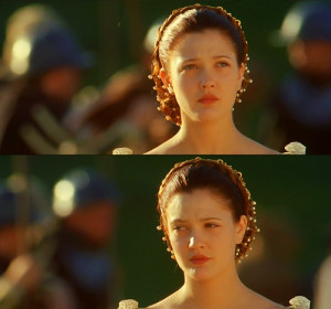 Drew Barrymore in Ever After / Favorite Movie/Scenes - Quotes