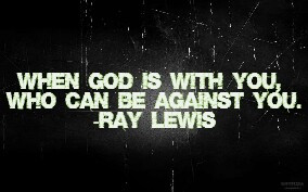 Ray Lewis Quote