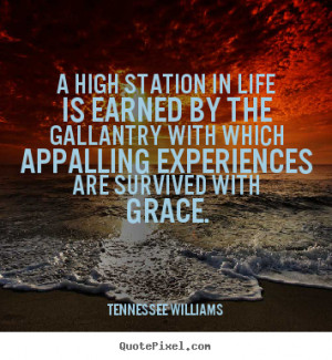 ... williams life print quote on canvas customize your own quote image