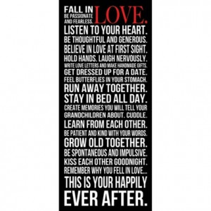 fall in love... quotes