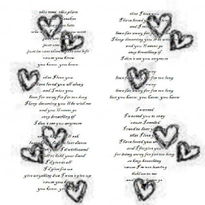 love poems for your boyfriend from the heart I Love You Poems For Him ...