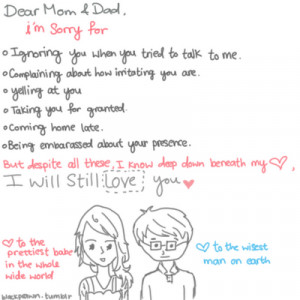 Displaying (19) Gallery Images For Dear Dad Quotes Tumblr...