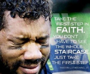 MLK Tweet Seattle Seahawks