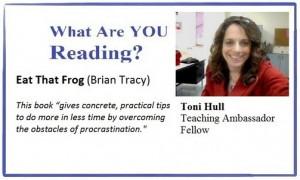 Reading Teacher Quotes What are you reading,