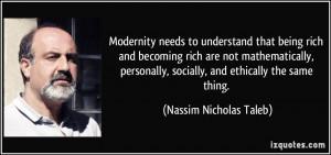 More Nassim Nicholas Taleb Quotes