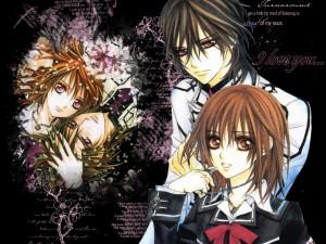 Vampire Knight - Yuki + Kaname Sweet love