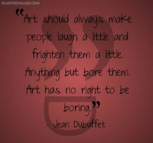 Quotes by Famous Artists Art