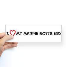 Love My Marine Boyfriend