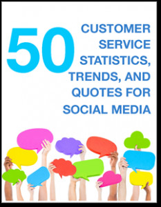 ... latest customer service trends, statistics and quotes in social media
