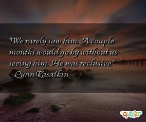 Reclusive Quotes