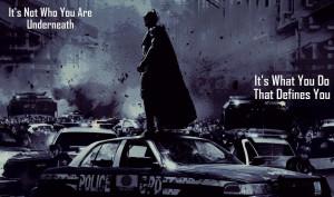 batman, quote, car - inspiring picture on Favim.com