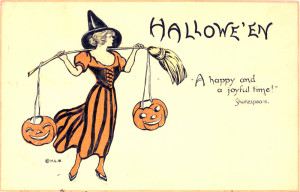 31 Days of Halloween-Day 27–Happy and Joyful