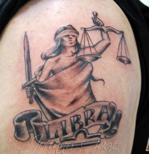 Best Libra Tattoo Designs For Men and Women