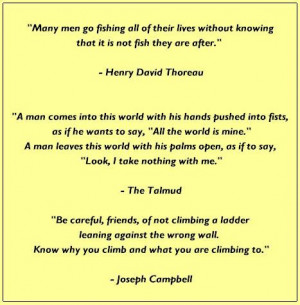 Fishing quotes about life denise bissonnette true livelihood ...