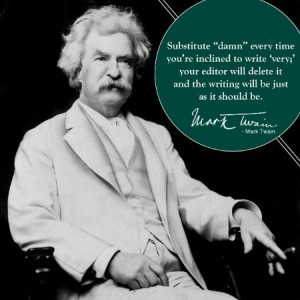 Quotes from great authors... Mark Twain