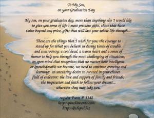 Mother to Son Graduation | Graduation Poems: Perfect for Graduation ...