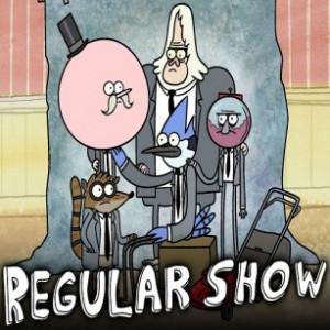 Regular Show Soundboard